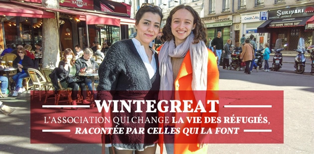big wintegreat association refugies - Oqtf Mariage