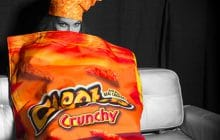 La collection de mode Cheetos, au bon goût de fromage (non)
