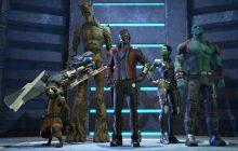 Star Lord se la raconte dans le trailer du jeu vidéo Les Gardiens de la Galaxie par Telltale!