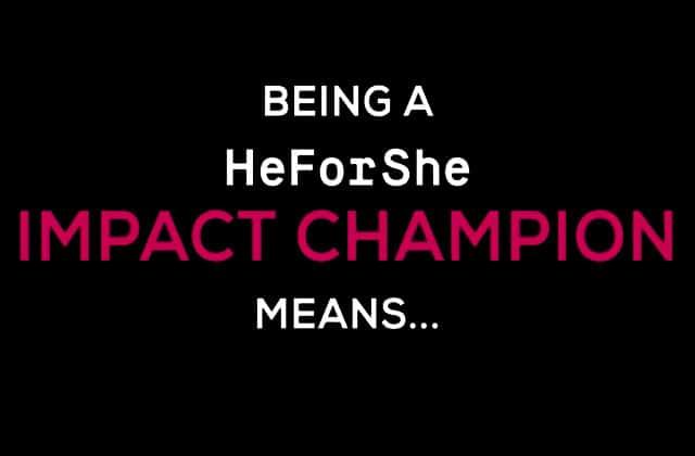 HeForShe lance de nouvelles vidéos pour l'égalité !
