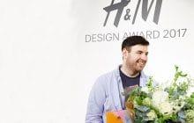 Le gagnant des H&M Design Awards 2017 est Richard Quinn, créateur éco-responsable