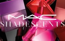 MAC sort Shadescents, des parfums inspirés de ses rouges à lèvres cultes !