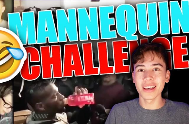 Le mannequin challenge, le flashmob version 2016