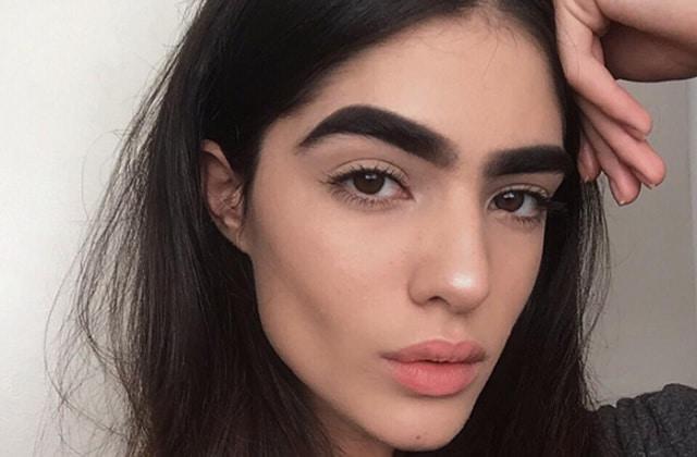 Moquée pour ses sourcils, Natalia Castellar est devenue mannequin