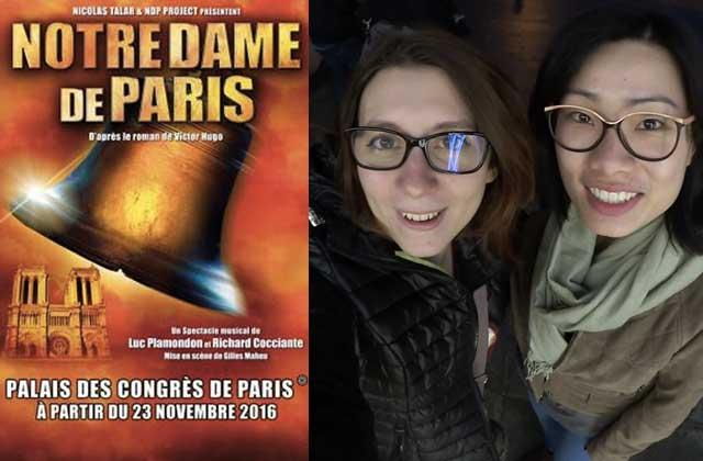 On vous emmène dans les coulisses de Notre Dame de Paris, à J-1 de la première générale