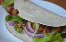 Les tacos de tempeh caramélisé, une recette vegan et pimentée