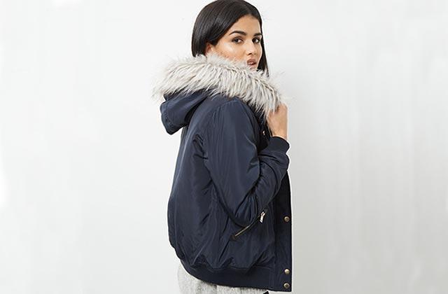 Sélection de manteaux confortables et chauds pour l'hiver 2016
