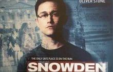 Snowden, le film, raconte l'homme derrière le scandale de la surveillance de masse