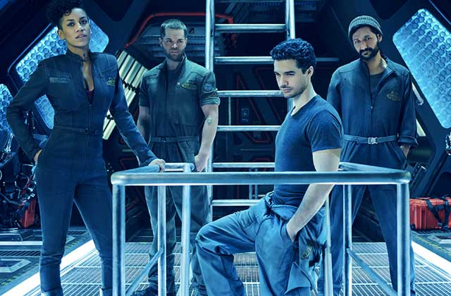 The Expanse, l'ambitieuse série de science-fiction disponible sur Netflix, a sa saison 2 !