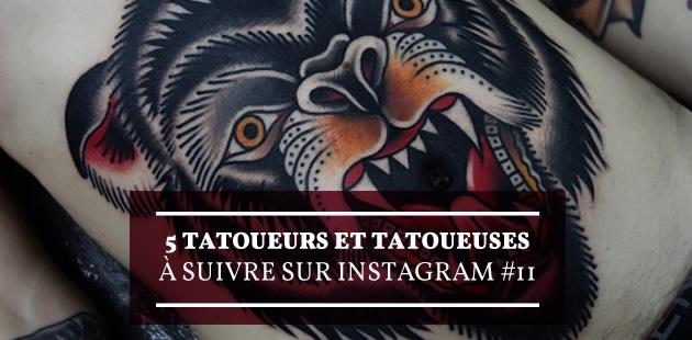 5tatoueurs et tatoueuses à suivre sur Instagram#11