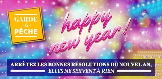 Arrêtez les bonnes résolutions du Nouvel An, elles ne servent à rien