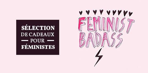Sélection de cadeaux autour du féminisme, pour détruire le patriarcat au pied du sapin