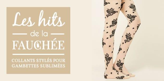 Collants stylés pour gambettes sublimées — Les10Hits de la Fauchée#209
