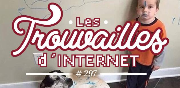 Les trouvailles d'Internet pour bien commencer la semaine #297