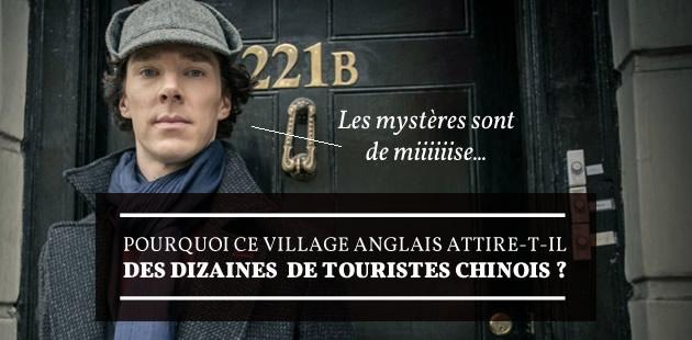 L'histoire étonnante du village anglais tout à fait banal qui attire des centaines de touristes chinois