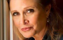 Carrie Fisher est décédée, à l'âge de 60 ans