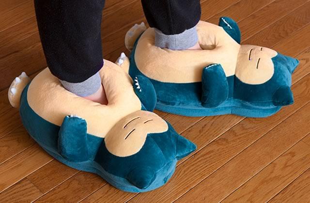 Un jour je serai le meilleur glandeur, avec mes chaussons Ronflex!