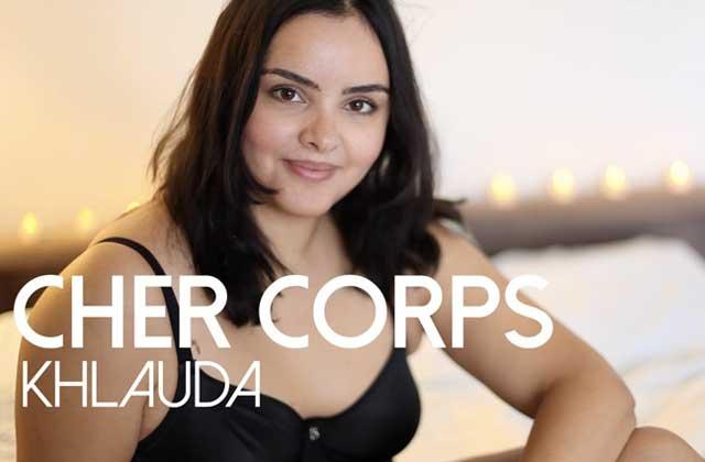 Dans Cher Corps, Khlauda raconte comment elle a appris à être en paix avec elle-même