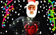 Evan Peters (American Horror Story) sort son propre pull moche de Noël