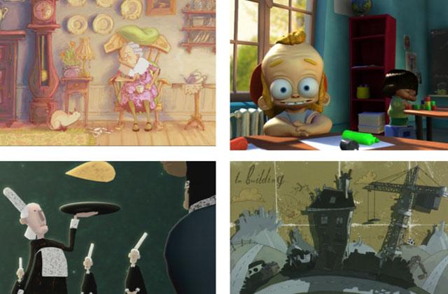 Les Gobelins font leur calendrier de l'Avent avec un court-métrage d'animation par jour