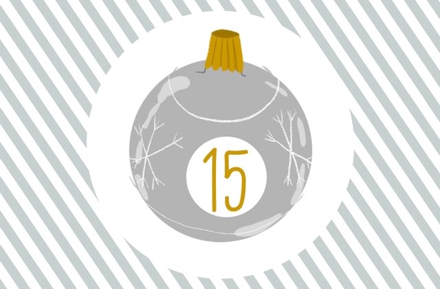 Inspirations pour pimper tes biscuits et autres gâteaux de Noël—Calendrier de l'Avent (jour 15)