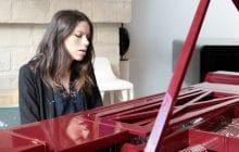Lisa Milo interprète « Renaissance » dans un piano-voix sensible et élégant