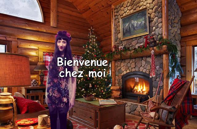 La maison du Père Noël est à vendre!