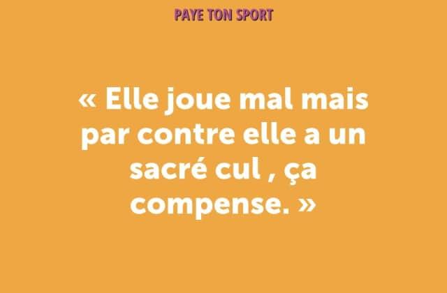 Paye ton sport, parce que le sexisme est partout (y compris dans le sport)