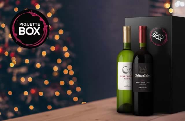 Offrir une mauvaise bouteille de vin à ton ennemi: l'idée full esprit de Noël du Petit Ballon