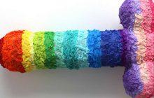 La piñata en forme de teub, pour casser les couilles… au sens propre