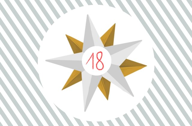 Le pain d'épice bien moelleux — Calendrier de l'Avent (jour 18)