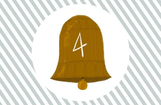 Les sablés choco-cannelle de Noël — Calendrier de l'avent (jour 4)