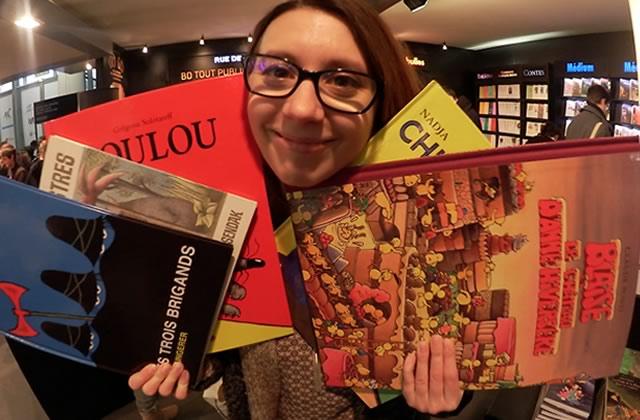 Le salon du livre et de la presse jeunesse de montreuil - Salon livre jeunesse ...
