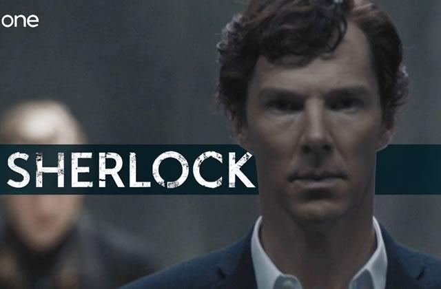Sherlock saison4a sa bande-annonce! ALERTE ROUGE!