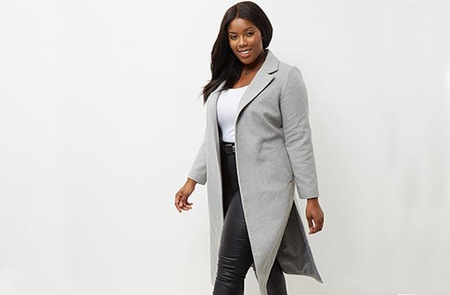 Sélection de manteaux «grandes tailles» pour l'hiver 2016