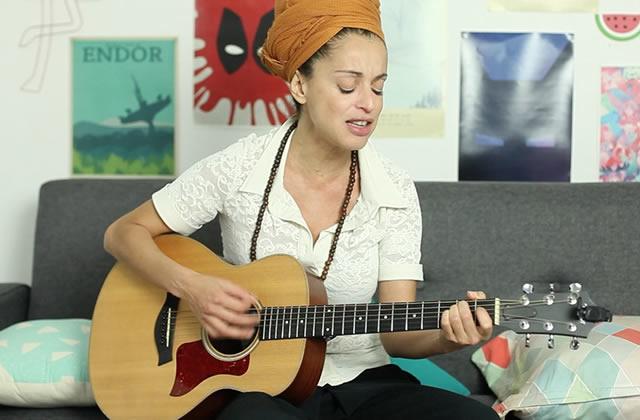 Siska interprète son titre soul Dangerous