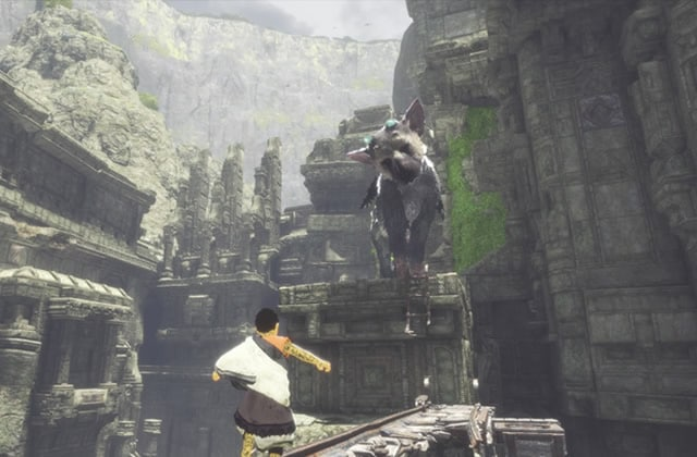 Mes premières impressions sur TheLast Guardian, le jeu vidéo tant attendu