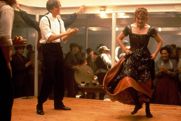 titanic-danse
