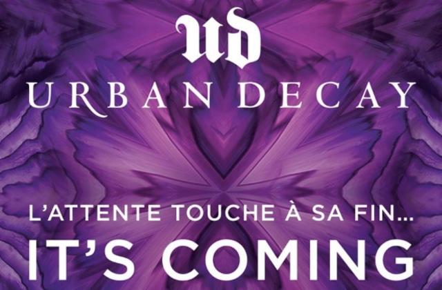 Urban Decay ouvre sa première boutique officielle en France!