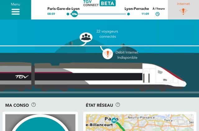 Le Wi-Fi arrive dans les TGV français!