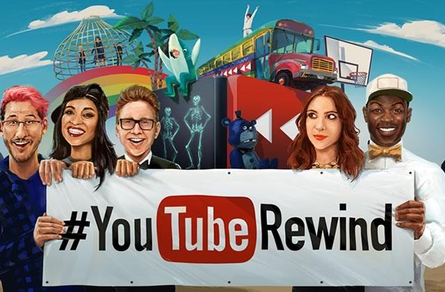 Le YouTubeRewind2016 est sorti, et c'est… fort bizarre!