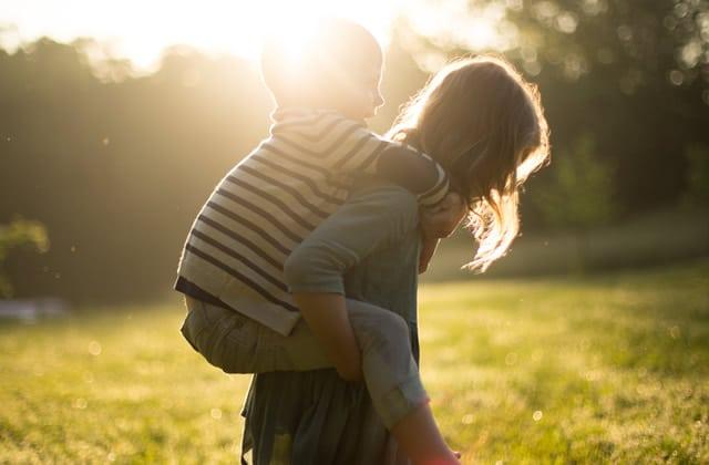Je suis l'aînée d'une famille nombreuse… et ça m'a fait grandir TRÈS vite