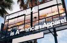 American Apparel ferme définitivement ses portes