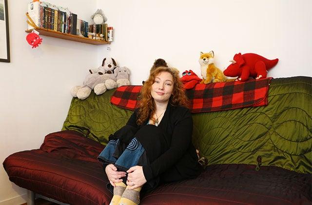 Dans l'appart de… Shan Millan, jeune femme multi-tâches à Paris