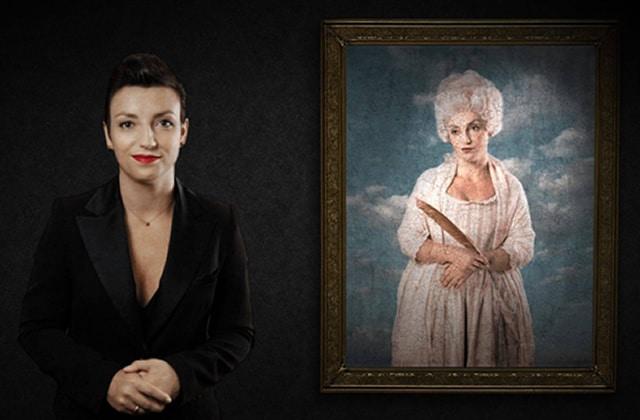 Aude Gogny-Goubert se lance sur YouTube et met à l'honneur des femmes oubliées