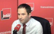 Benoît Hamon arrive en tête des primaires citoyennes, devant Manuel Valls