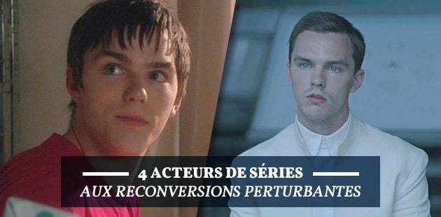 4 acteurs de série aux reconversions perturbantes