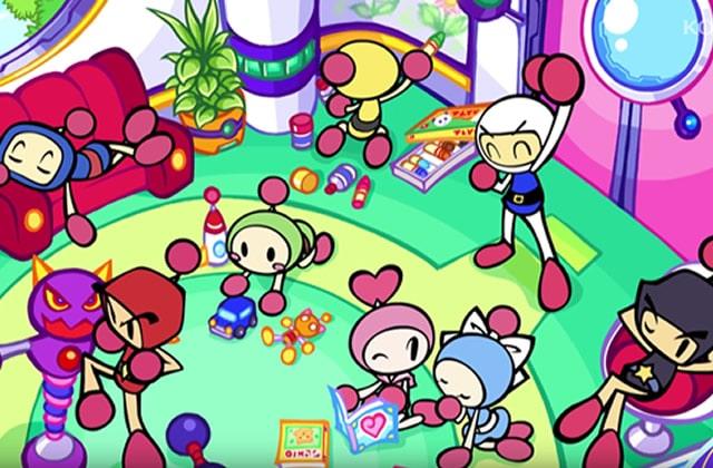 Bomberman, le héros culte, est de retour sur la Nintendo Switch!
