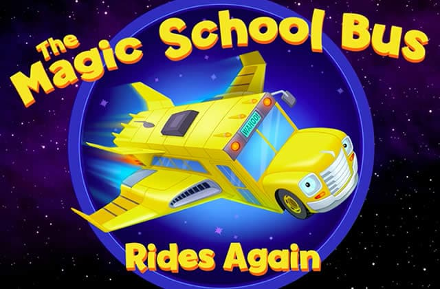En voiture tout le monde, les premières images du nouveau Bus magique sont arrivées!