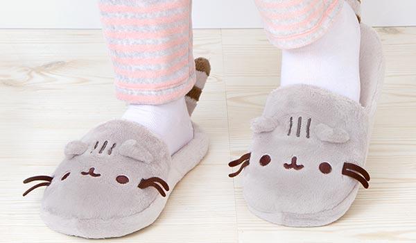 chaussons-pusheen